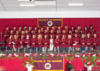 CR Del Norte Graduation Ceremony 2013